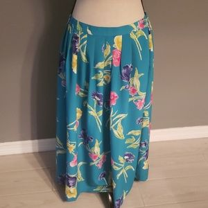 Alfred Dunner Skirt Size 14